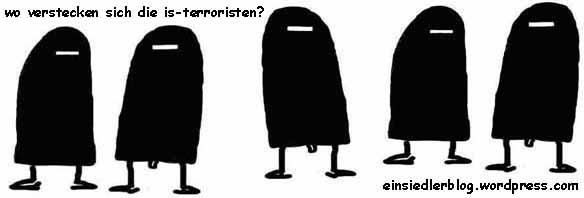 burka-terroristen