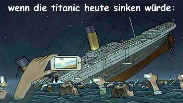 titanic heute