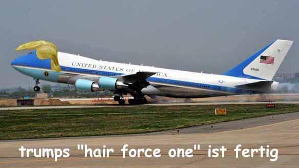 trumps-jet